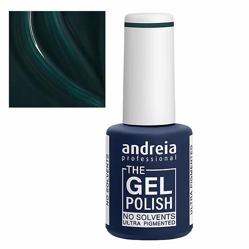 Andreia Forest Green G45 The Gel Polish 10.5ml + (OFERTA 1 Bloco Branco)