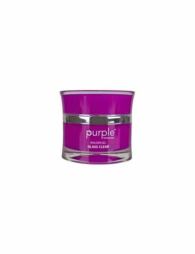 Gel Glass Clear 50gr - Purple