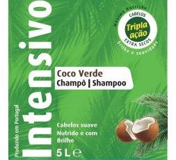 Real Natura Shampô 5lt Côco Verde