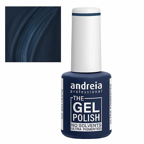 Andreia Underwater Blue G46 The Gel Polish 10.5ml + (OFERTA 1 Bloco Branco)