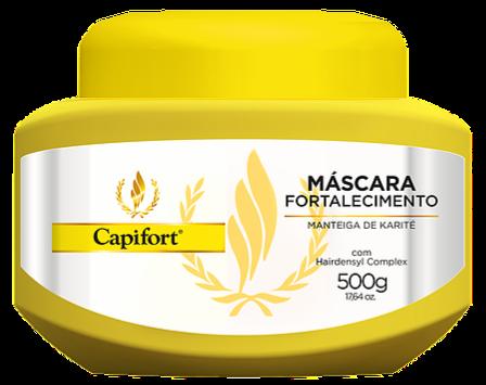 MASCARA FORTALECIMENTO CAPIFORT 500 G