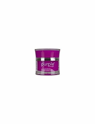 Gel Cover Dark Nude 15gr  Purple