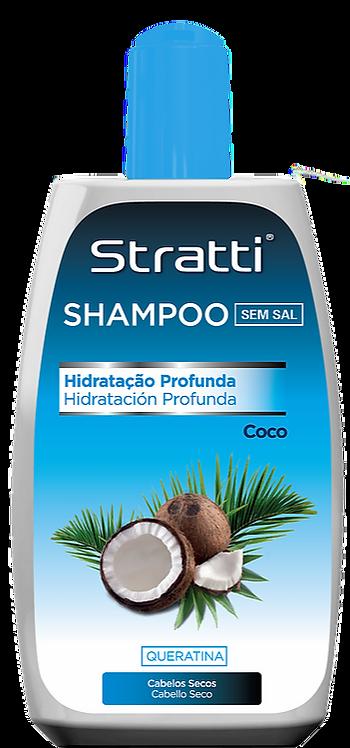 SHAMPOO STRATTI COCO 400 ML