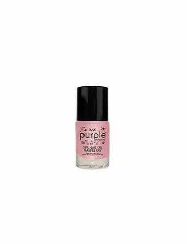 Spa Nail Oil Raspberry 10ml - Purple