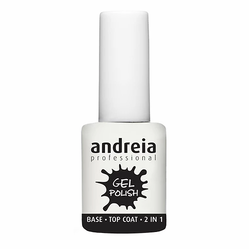 Andreia Verniz Gel Base Top Coat 10.5ml