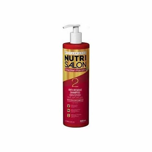 Embelleze Nutri Salon Brazilian Keratin Passo 2 - 500ml