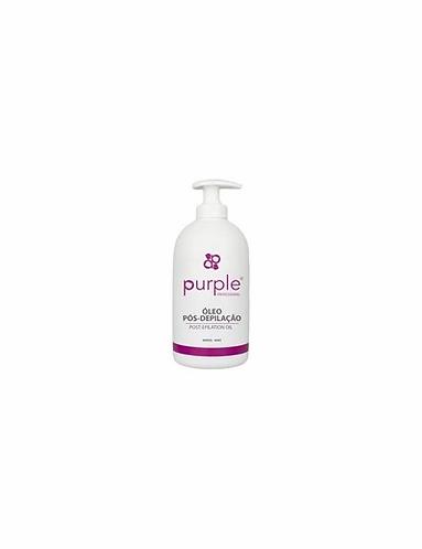 Óleo Pós-depilação Menta 500ml  Purple