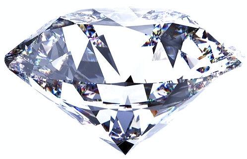Suporte em Diamante para Fotografia 8cm