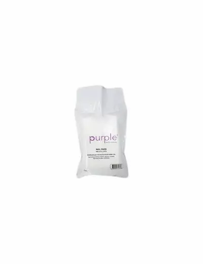 Nails Pads - Purple - lindecosmetics.com