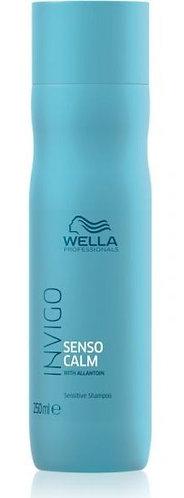Shampoo Wella Professionals Invigo Senso Calm Couro Cabeludo Sensível e Irritado