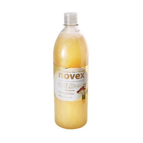 Novex Gold Light Shampoo 1Lt