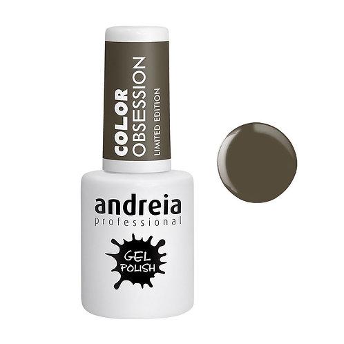 Andreia Obsession Verniz Gel OB2 – Verde Tropa 10.5ml
