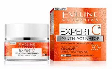 EXPERT C DAY AND NIGHT CREAM GEL 30+ 50ML