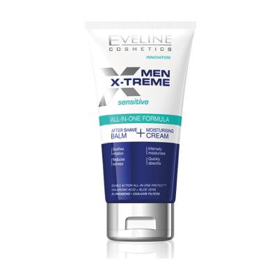 Eveline Cosmetics  MEN X-TREME balsamo pós-barba 150ml