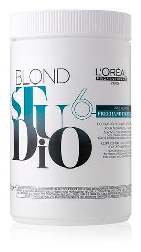 L´OréalFreehand Blond Studio Pó Descolorante  400g