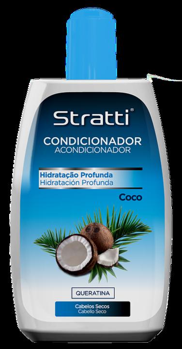 CONDICIONADOR STRATTI COCO 300 ML