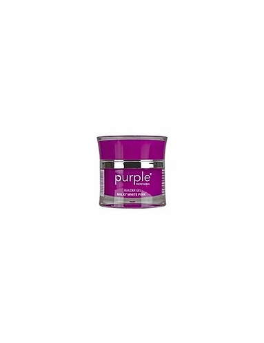 Gel Milky White Pink 15gr  Purple