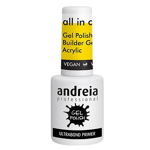 Andreia Gel Polish Builder Gel Acrylic VEGAN Ultrabond  Primer 10.5ml