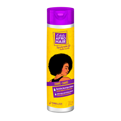 Champô Estilo Afro Hair