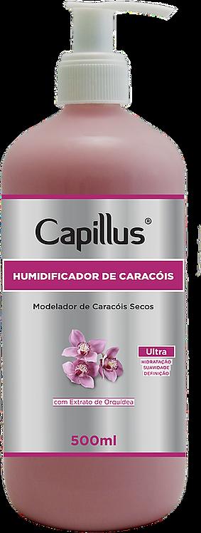 HUMIDIFICADOR CAPILLUS CARACOIS SECOS 500L