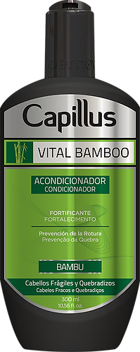 CONDICIONADOR CAPILLUS VITAL BAMBOO 300 ML