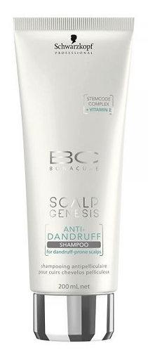 Shampoo Schwarzkopf BC Scalp Genesis Anti-dandurff 200ml