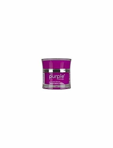 Gel Milky White Opack 15gr  Purple