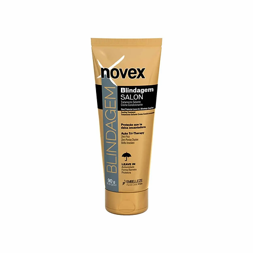 Novex Gold Blindagem Salon 90g