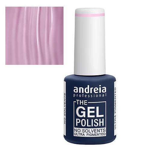 Andreia Pink Sunset G43 The Gel Polish 10.5ml + (OFERTA 1 Bloco Branco)