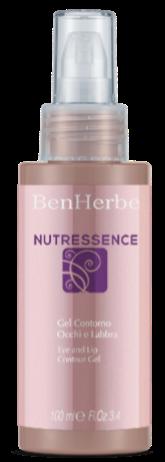 BenHerbe Nutressence Serum Facial com Açido Halurónico 100ml, Pele madura