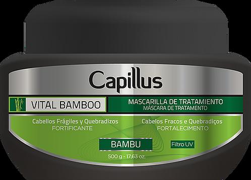 MASCARA CAPILLUS VITAL BAMBOO 500 G