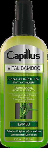 SPRAY ANTI-QUEBRA CAPILLUS VITAL BAMBOO 250 ML