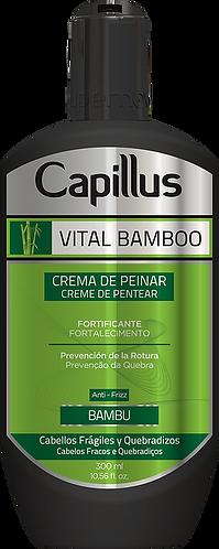 CREME DE PENTEAR CAPILLUS VITAL BAMBOO 300 ML