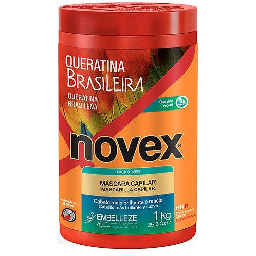 Novex Máscara Queratina Brasileira 1Kg