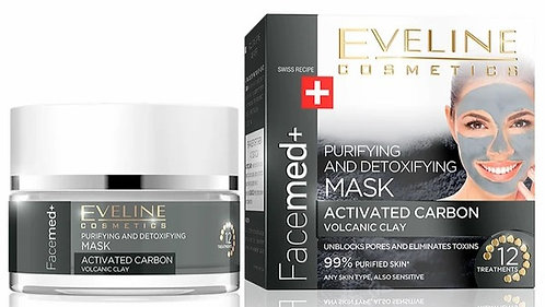 FACEMED PURIFYING AND DETOXIFYING MASK VOLCANIC CLAY 50ML