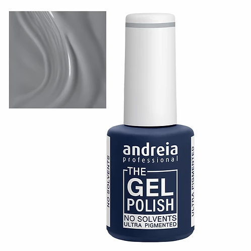 Andreia Sky Grey G48 The Gel Polish 10.5ml + (OFERTA 1 Bloco Branco)*