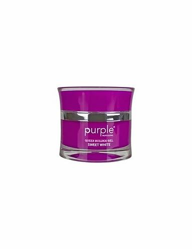 Gel Sweet White 50gr  Purple