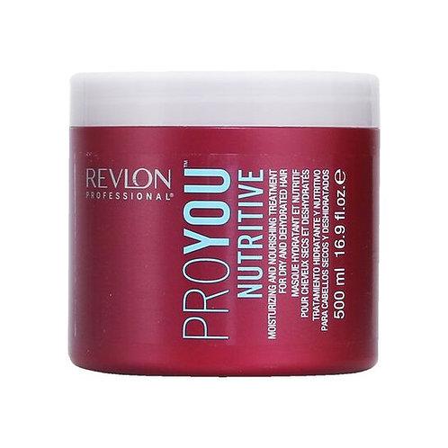 Revlon ProYou Nutritive Treatment Máscara  500ml