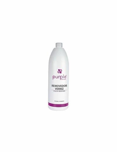 Removedor de Verniz Morango 1000ml   Purple