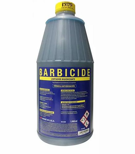 BARBICIDE Líquido de desinfeção concentrado 1900ml