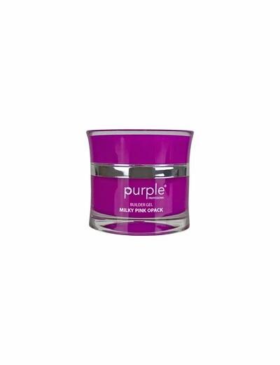 Gel Milky Pink Opack 50gr  Purple