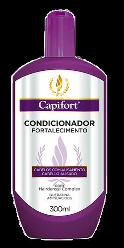 CONDICIONADOR FORTALECIMENTO CAB. COM ALISAMENTO 300 ML