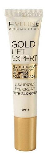 GOLD LIFT EXPERT EYE & LIPS CREAM 15ML