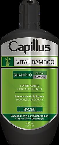 SHAMPOO CAPILLUS VITAL BAMBOO 400 ML