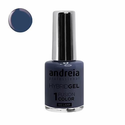 Andreia Hybrid Gel - H81 Azul Petróleo Acinzentado 10.5ml