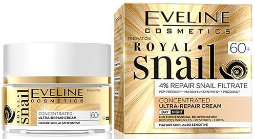 ROYAL SNAIL DAY AND NIGHT CREAM 60+ 50ML