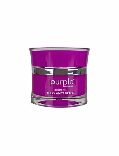 Milky White Opack 100gr Purple