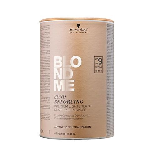 Schwarzkopf Professional Blond Me Descolorante Bond Enforcing Premium Light 450g