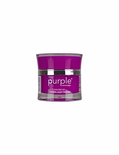 Gel Cover Light Rouge 50gr  Purple