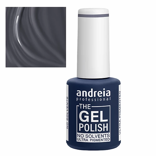 Andreia Cold Grey G47 The Gel Polish 10.5ml + (OFERTA 1 Bloco Branco)